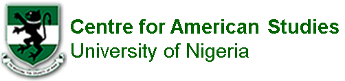 Centre for American Studies, University Of Nigeria Nsukka